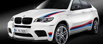 BMW X6 M Design Edition Announced