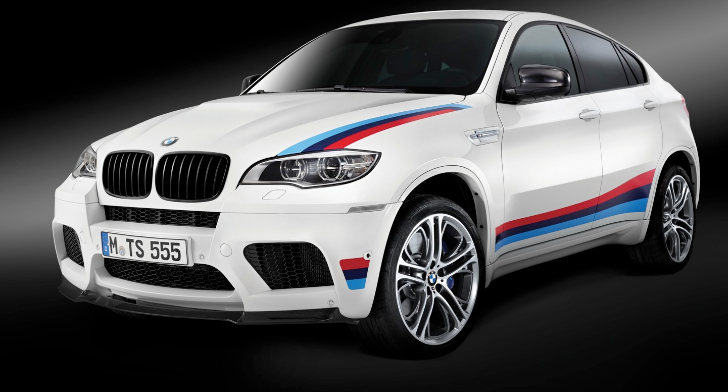 BMW X6 M Design Edition Is Now Officially Official
