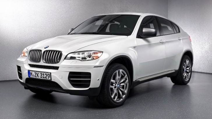 BMW X6 M50d Super Diesel SAV Unveiled [Photo Gallery]