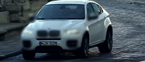 BMW X6 M50d Super Diesel Second Teaser Video