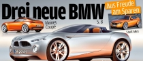 BMW Z2 Vision Concept First Look