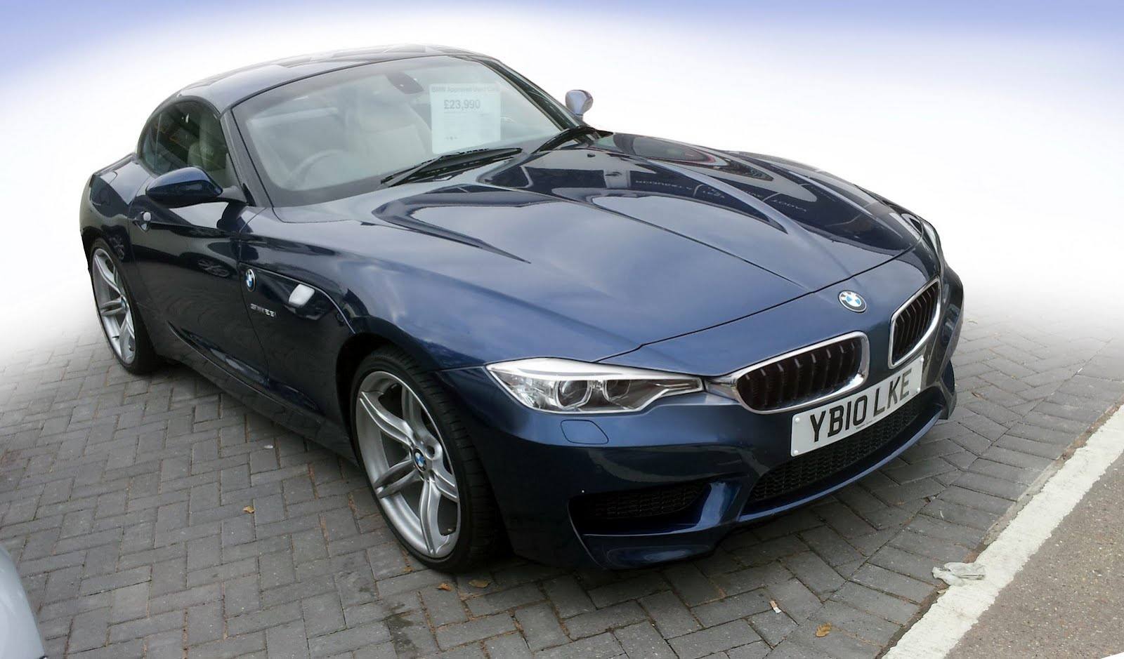 Bmw z4 facelift rendered autoevolution for Interieur tuning auto