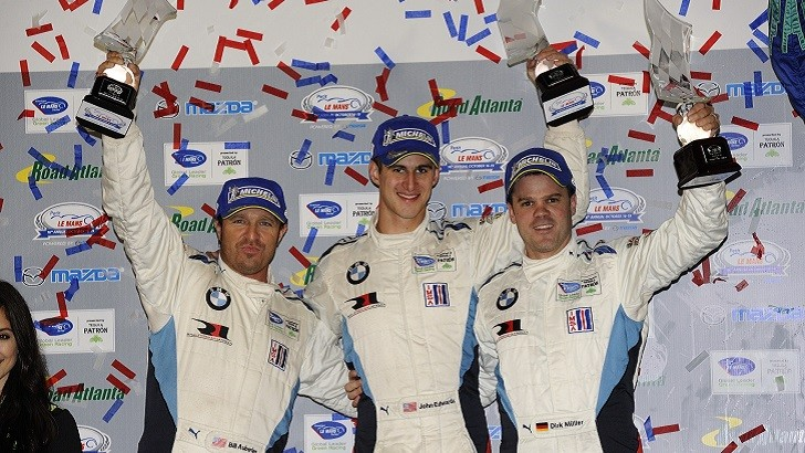 BMW Z4 GTE Wins Second Place in GT Class in Its Maiden Year
