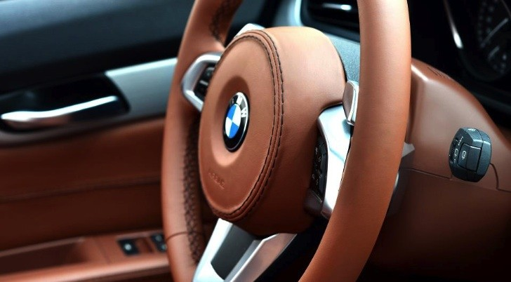 BMW Z4 Milk Chocolate Custom Leather Interior [Photo Gallery]
