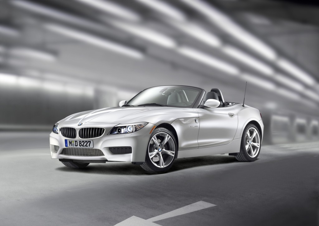 Bmw Z4 Sdrive35is M Sport Package Details And Photos Autoevolution