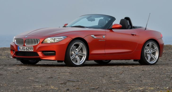BMW Z4 Successor Will Have Inline 6 Cylinder Engine