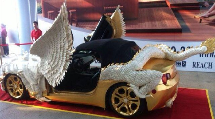 BMW Z4 Turned Dragon Will Give You Nightmares