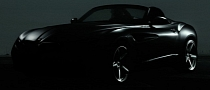 BMW Z4 Zagato Roadster Teaser Photo!