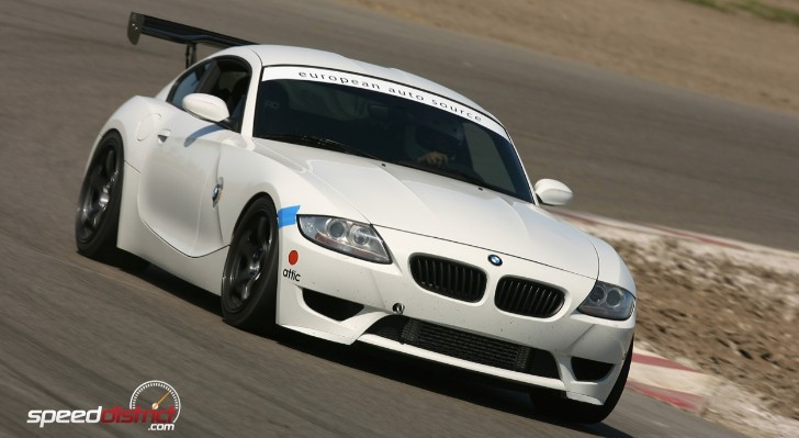 Bmw Z4m Supercharged By Eas Autoevolution