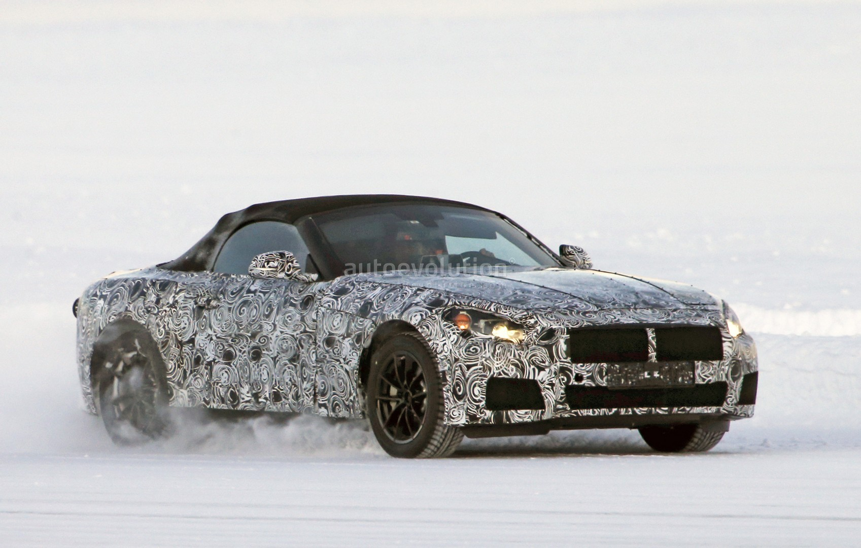 BMW Z5 to Be Build Alongside Supra, Expected to Borrow 330i