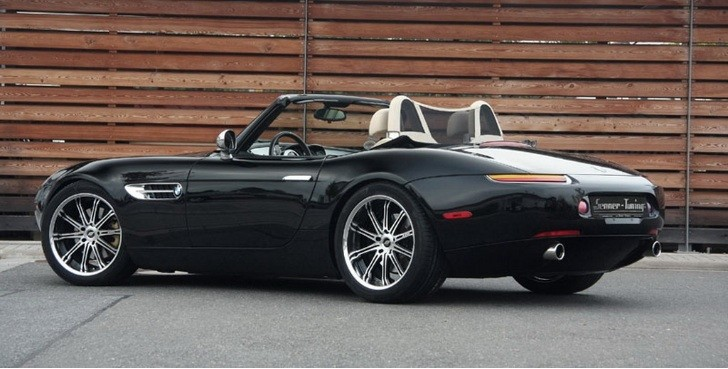 BMW Z8 Roadster Tuned by Senner