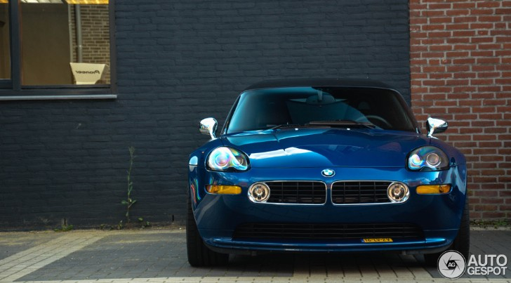 BMW Z8 Spotted in Netherlands [Photo Gallery]