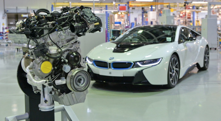 bmw s 3 cylinder 1 5 liter engines for the i8 will be. Black Bedroom Furniture Sets. Home Design Ideas