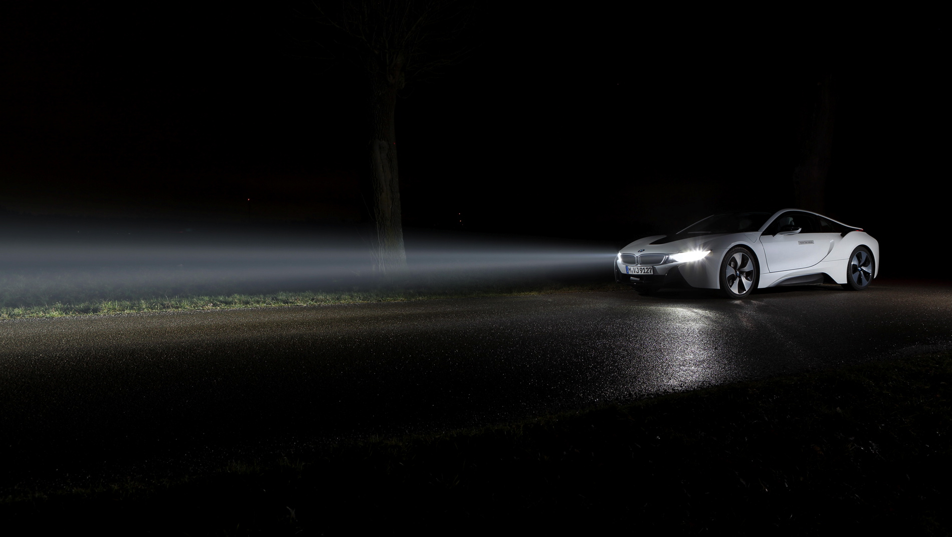 Bmw S I8 Laser Headlights Will Be Provided By Osram Autoevolution