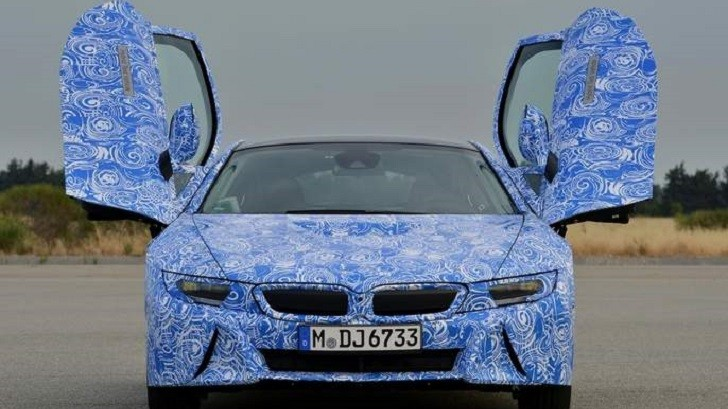 BMW's i8 Now Has a Target Demographic