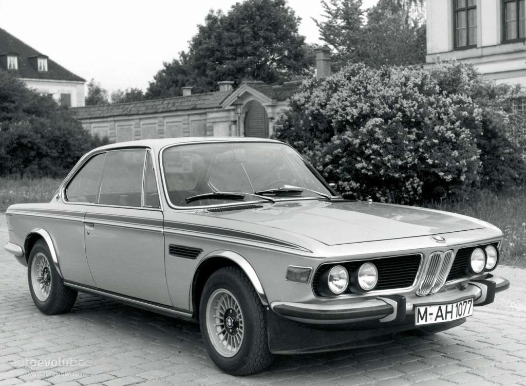 Bmws That Will Be Missed Bmw 3 0csl Autoevolution