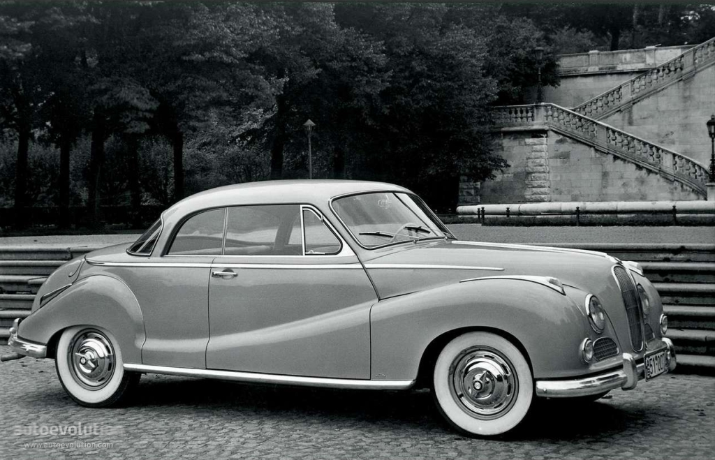 BMWs That Will Be Missed: BMW 502 - autoevolution