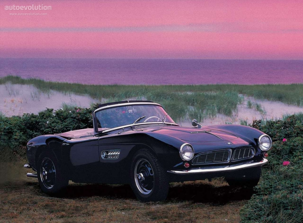BMWs That Will Be Missed: BMW 507 - autoevolution