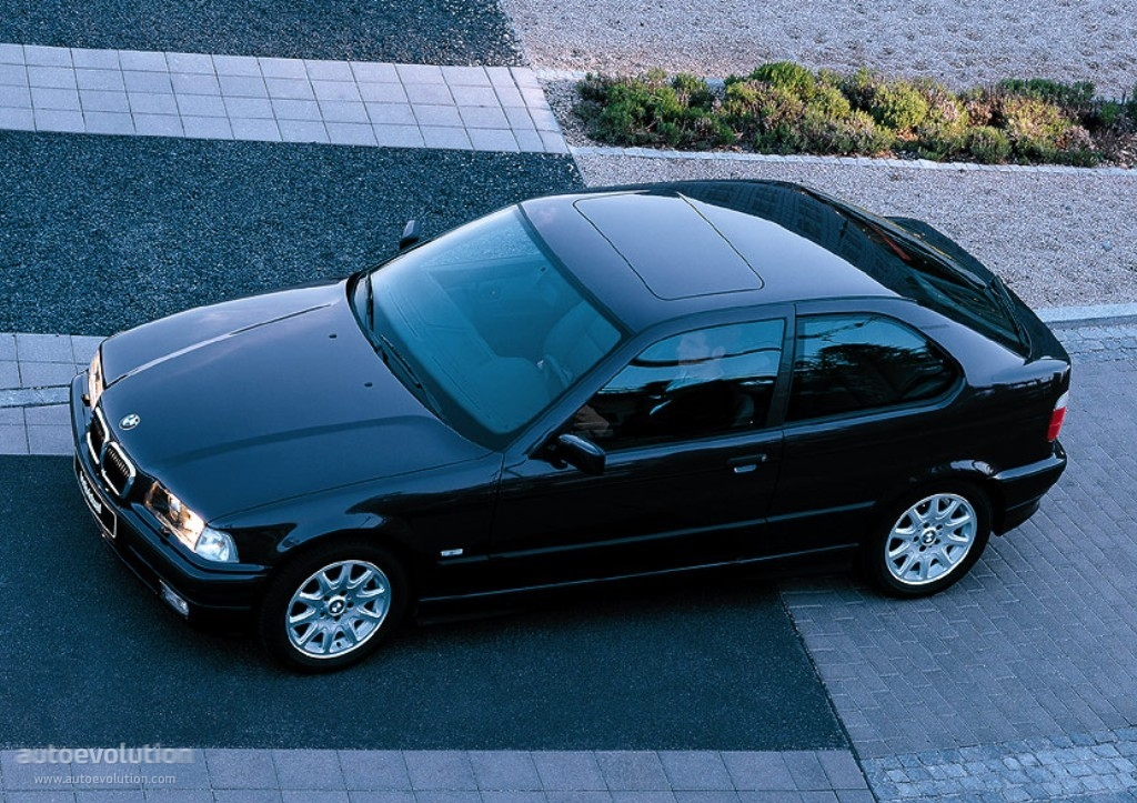 bmws that will be missed the bmw e36 compact autoevolution. Black Bedroom Furniture Sets. Home Design Ideas
