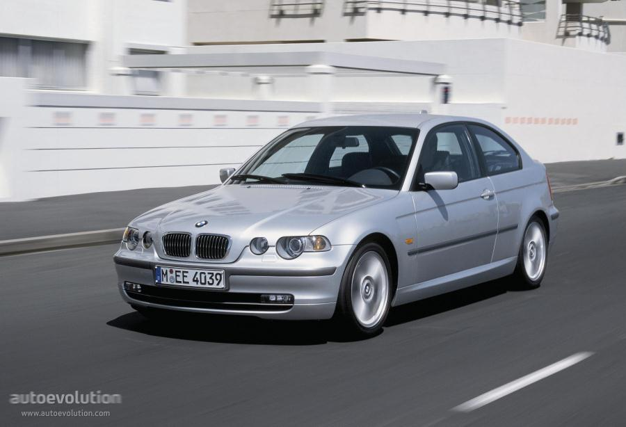bmws that will be missed the e46 compact autoevolution. Black Bedroom Furniture Sets. Home Design Ideas