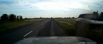 Boats Are Faster than Cars in Russia - Even on Highways [Video]