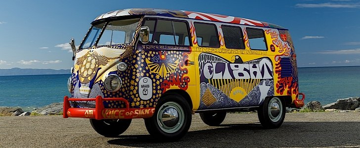 Bob Hieronimus' Woodstock Type 2 Light Bus Finally Revived