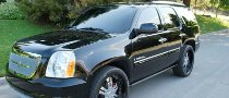 Bob Sanders' Custom Yukon Denali Up for Grabs on eBay