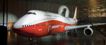 Boeing Premiered the New 747-8 Intercontinental