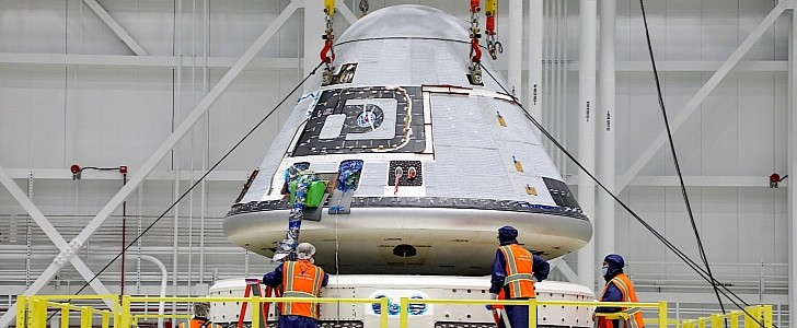 Boeing Starliner Going for the ISS Again in March, This Time Plans to Catch It - autoevolution