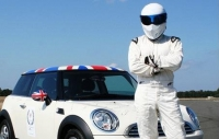 The Celebrity MINI was last driven by The Stig