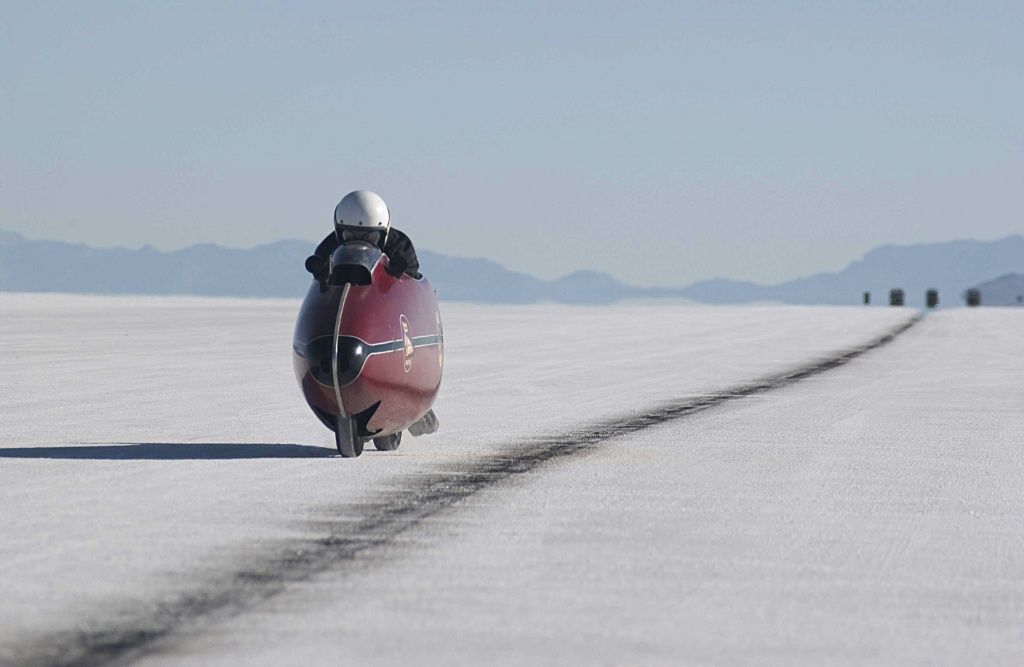 Bonneville Speedway Home Of The Land Speed World Records
