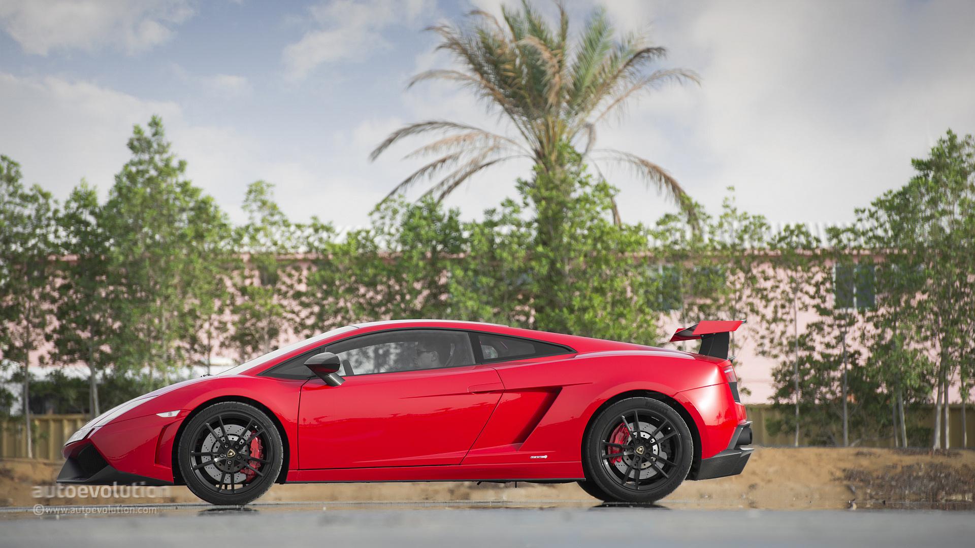 Lamborghini Owner Removes Wing From Gallardo Super Trofeo Stradale