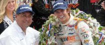 BorgWarner Awards Wheldon for Indy 500 Win
