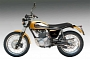 Borile B450 Scrambler Makes Public Appearance on April 16