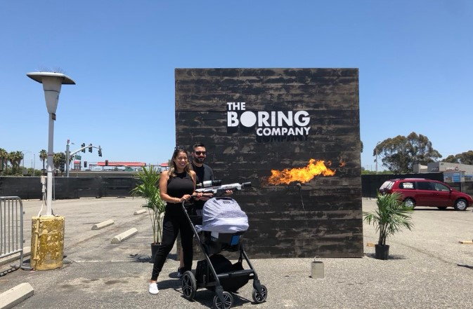 Elon Musk's Boring Company flamethrowers sell like hot cakes