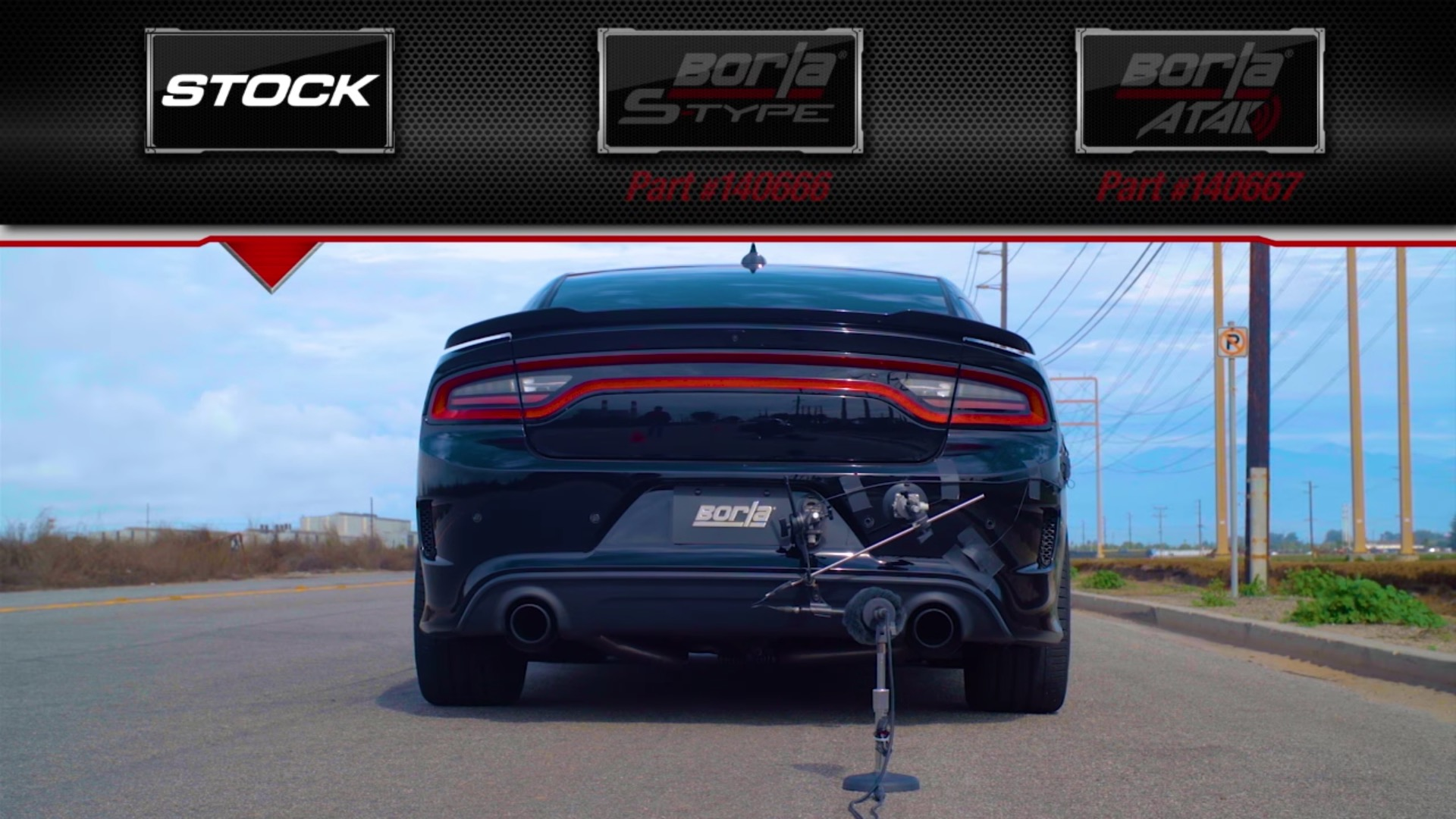 Borla Spruces Up The Charger Srt Hellcat With Loud Exhaust Systems Autoevolution