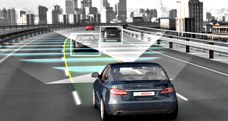 Bosch Increases Development Speed for Self-Driving Tech