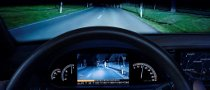 Bosch Night Vision Plus Identifies Pedestrians