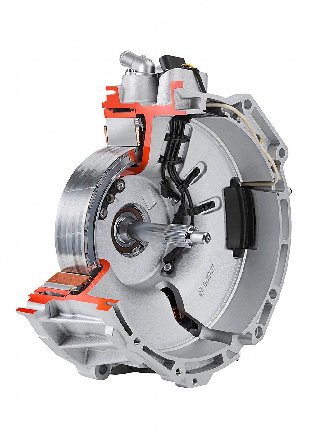 Bosch Parallel Full Hybrid System Explained Autoevolution