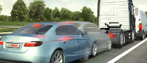 Bosch Works On A Predictive Emergency Braking System