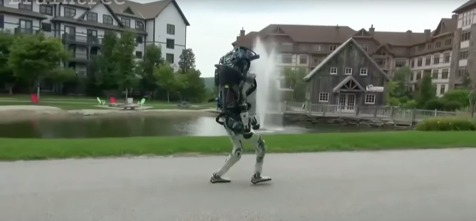 "Boston Dynamics CEO Describes Every Robot, Calls the Employees ""Proud Parents"""