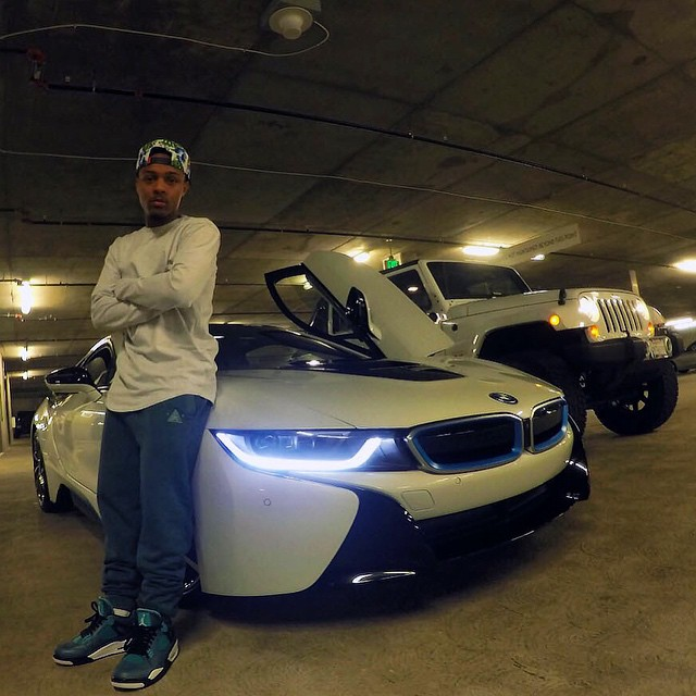 Bow Wow's Beautiful Wife-to-Be Erica Mena Buys Him a BMW ...