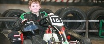 Boy Races Again After Nearly Lethal Crash