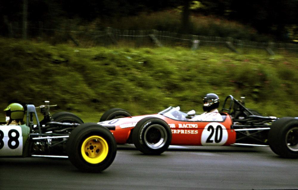 Brabham Names New Car BT62, Engine Sound Revealed - autoevolution