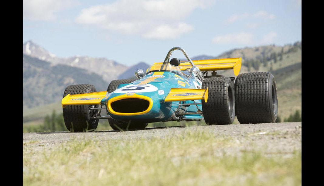 Brabham-Cosworth Ford BT33 Formula 1 Car Heading to Auction ...