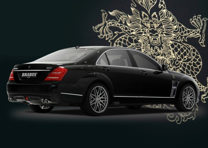 Brabus 60 S Dragon Edition Revealed [Photo Gallery]