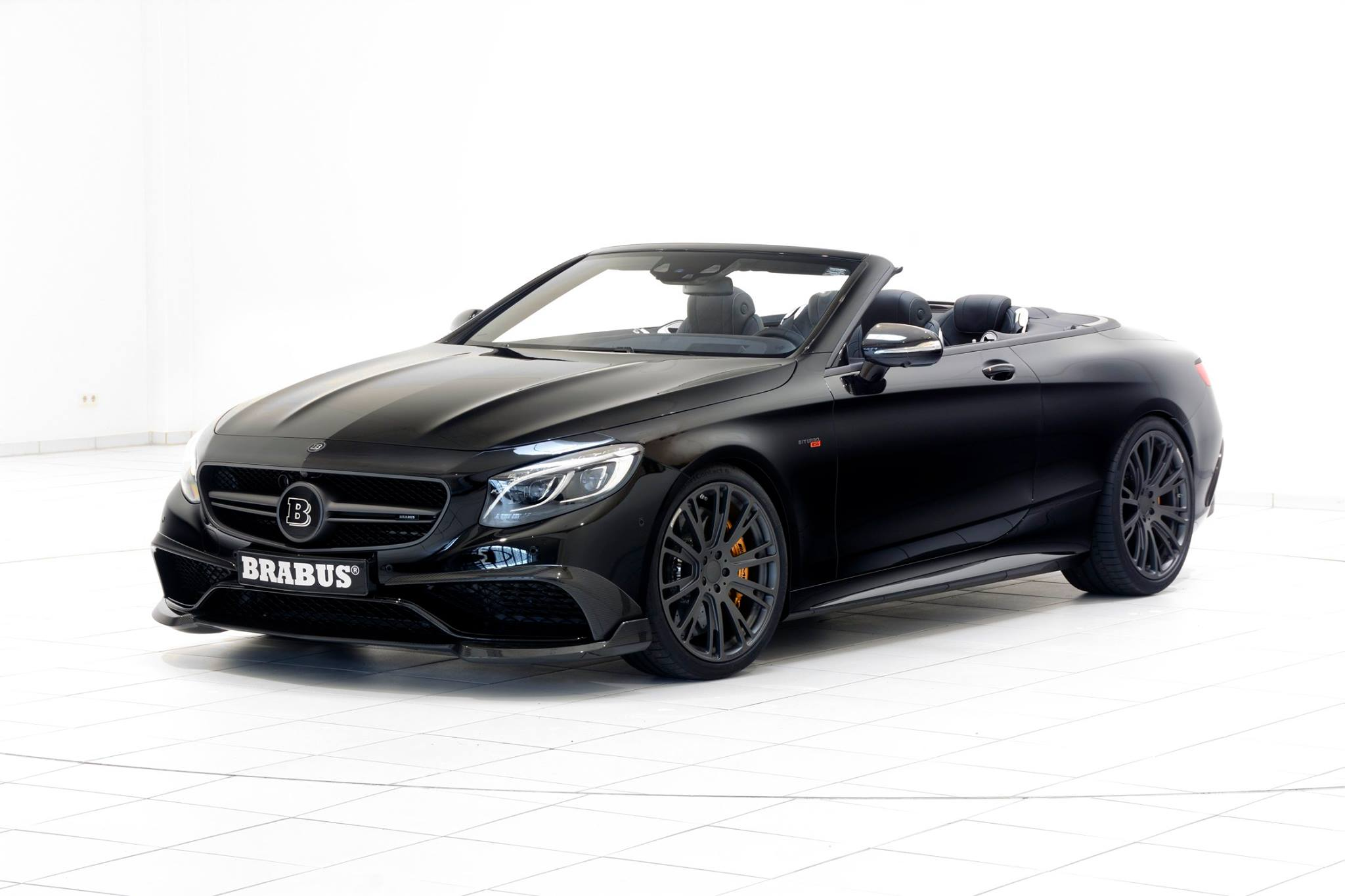 Brabus 850 Mercedes S Class Cabrio Is More Than An AMG