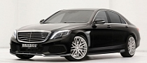 Brabus Announces 2014 Mercedes S-Class Tuning Program
