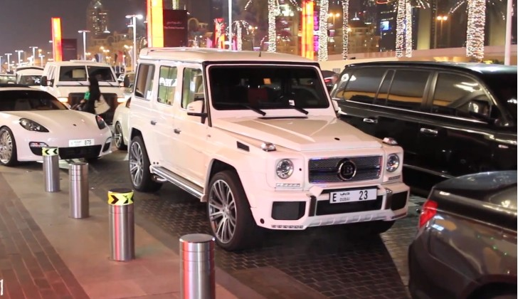Stories about brabus g 63 amg - Mercedes Silver Arrows