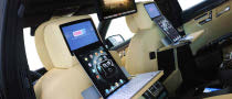 Brabus iBusiness 2.0 Is a 219 mph iPad 2